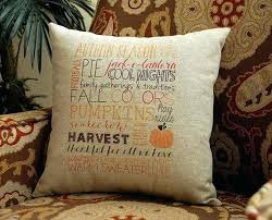 fall pillows great assortment of copper fall throw pillow covers