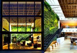 6 luscious living vertical gardens bring a breath of fresh air