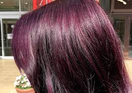 brown plum hair color so lonely in gorgeous to dye oneself agebeautiful s anti aging