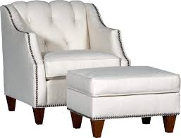 Armchair Ottoman Set Mayo Furniture 4490 Fabric Chair Cooleemee Jute Mayo Fabric