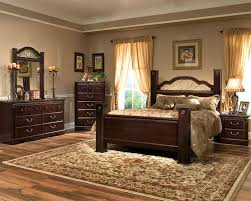 Bedroom Collections Furniture Furniture Poster Bedroom Set Sorrento St 4000set