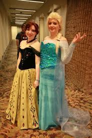 disney frozen elsa anna costume cosplay drkldysebastina