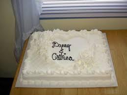 wedding cake on a budget low budget wedding cake