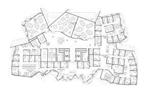 frank gehry floor plans diagrams beekman tower