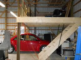garage shop ideas pinterest attic loft house plans 53397