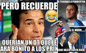 Costa Rica Meme - memes costa rica v祗ctima de burlas tras ser eliminado por
