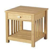 silver barrel side table side tables
