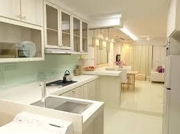 extraordinary ideas 3 room flat kitchen design singapore hdb at