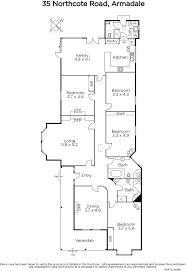Grandeur 8 Floor Plan 35 Northcote Road Armadale Marshall White
