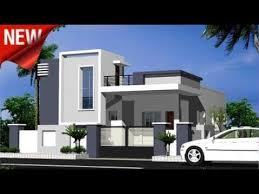 house elevations individual houses modern front elevations single floor home