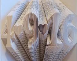Book Paper Folding - folded book book sculpture best selling item