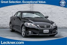 used lexus is 250 convertible used lexus is 250c for sale search 183 used is 250c listings