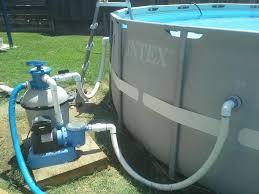 Intex Pools 18x52 Custom Pvc Pipe Adapter For Intex Pools Archive Trouble Free Pool