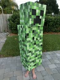 minecraft u2013 steve u2013 halloween costume scottclements1