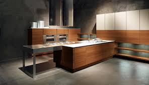 Minimalist Kitchen Cabinets Minimalist Kitchen From Cesar U2013 New Yara Kitchen Lets Wood Take