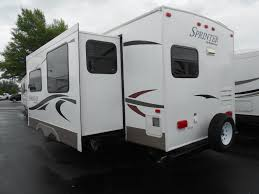 2012 keystone sprinter 255rks travel trailer lexington ky