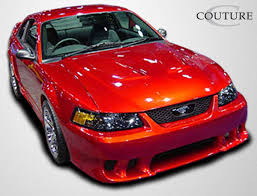 99 mustang bumper free shipping on couture 99 04 ford mustang colt front bumper cover