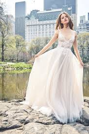 wedding dresses for the ethereal wedding dresses from lhuillier to marchesa