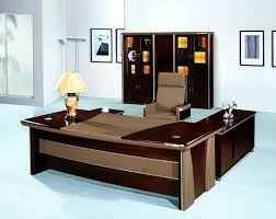 Office Desk With Cabinets Contemporary Executive Office Furniture Free Reference For Home