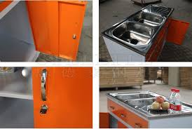 kitchen sink base cabinet and countertop modern new model metal kitchen sink base cabinet kitchen cabinet view kitchen cabinet steelite product details from luoyang steelite steel