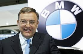 bmw ceo norbert reithofer earns 7 million for 2013