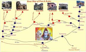 Himilayas Map Best Information And Tips On Some Popular Himalayan Treks Page 1