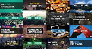 29 amazing powerpoint title slide template free