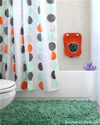 Pottery Barn Kids Shower Curtains Best 25 Kids Shower Curtains Ideas On Pinterest Small Bathroom