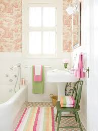 White And Green Bathroom - bhg style spotters