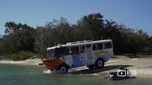 amphibious vehicle duck quack u0027r duck amphibious tour bus in gold coast for land and water