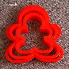 aliexpress com buy christmas cookie cutter gift plastic