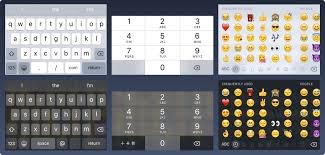 email keyboard layout iphone ios 10 design guidelines for iphone and ipad design code