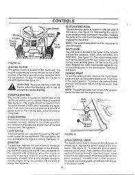 mtd garden tractor parts model 3399006 sears partsdirect