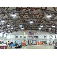 commercial warehouse lighting fixtures 105w led high bay lighting fixture 9600lm 6000k daylight white