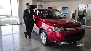 2015 Mitsubishi Outlander Se Virtual Test Drive U0026 Review Youtube