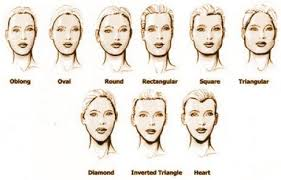 face shapes and hairstyles to match haircut to match face shape at vjs salon day spa