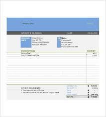 25 best carpenter invoice templates images on pinterest invoice