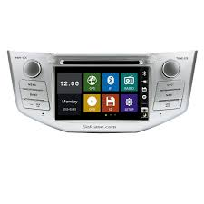 toyota harrier 2008 2004 2012 toyota harrier bluetooth music radio dvd player hd