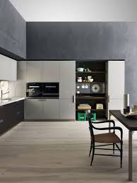 contemporary kitchen laminate lacquered indada by nicola