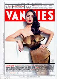 Magazine Vanity Fair Alison Brie In Vanity Fair Magazine June 2014 Issue Hawtcelebs