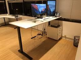 jarvis sit stand desk jarvis sit stand desk business equipment in santa monica ca