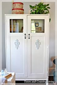 town and country cabinets ikea cabinet meets annie sloan town country living