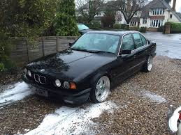 bmw 520i manual stance showcar bbs e34 in rugby