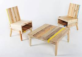 Furniture Recycling D I Y Inspiration From Estonia Derelict Recycled Furniture
