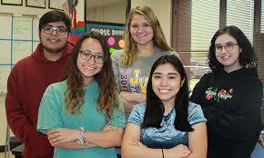 texas journalism schools cypress fairbanks independent district cfisd students