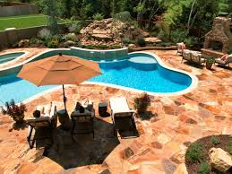 Small Backyard Pool by Backyard Pool Designs Landscaping Pools Small Backyard Pool