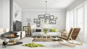 marvellous swedish interior design neutral living room design