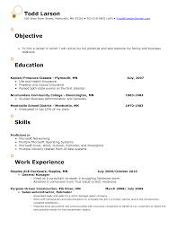Resume Objectives Exles Writing Resume Sle - how write resume with work experience sle exle home design