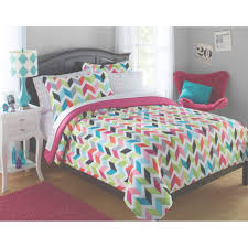 Walmart Bed In A Bag Sets Bedroom Furniture Your Choice Your Zone Bedding Walmart With