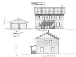 villa anneberg blueprint front house build villa anneberg